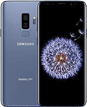 Samsung Galaxy S9+ G965U T-Mobile GSM Unlocked Smartphone - Coral Blue (Renewed)