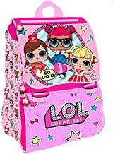 LOL Surprise Deluxe Large Childrens School Bag Backpack 43cm