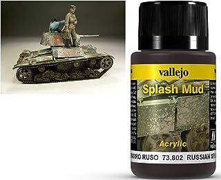 Vallejo Russian Splash Mud Model Paint Kit