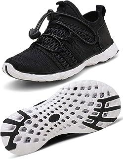 b99e9345 Gaatpot Aqua Escarpines Zapatos para Unisex Niños Zapatillas Baño Deportivas  de Agua Playa y Piscina Calzado