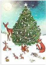 Yidong Merry Christmas Advent Calendar 2020 Xmas Christmas Decorations Sale Clearance Cotton Fashion Face Bandanas For Adults,