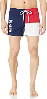 Men's European Collection Drawstring Swim Short (Limited Edition)