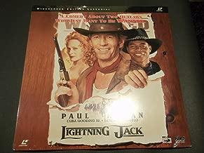 Lightning Jack Laserdisc Movie