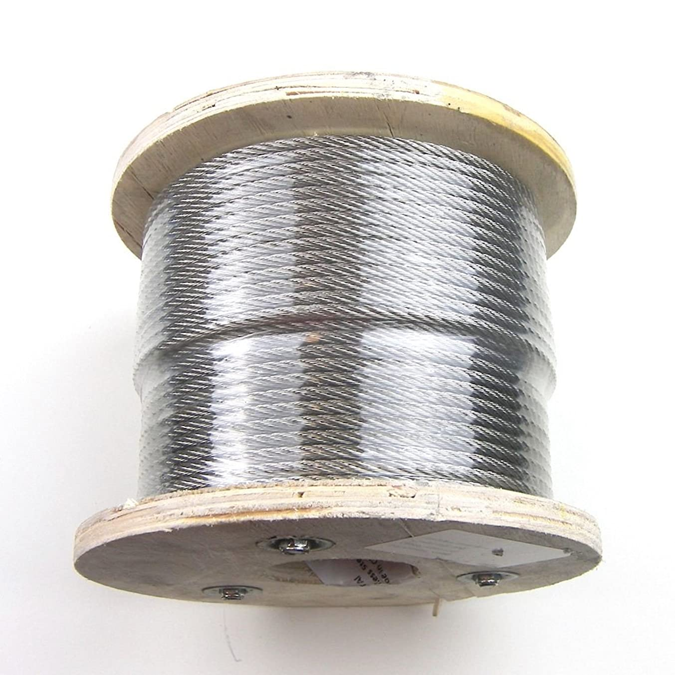 Marine Grade Stainless Steel T316 Wire Rope/Cable Railing 7x7-1/8