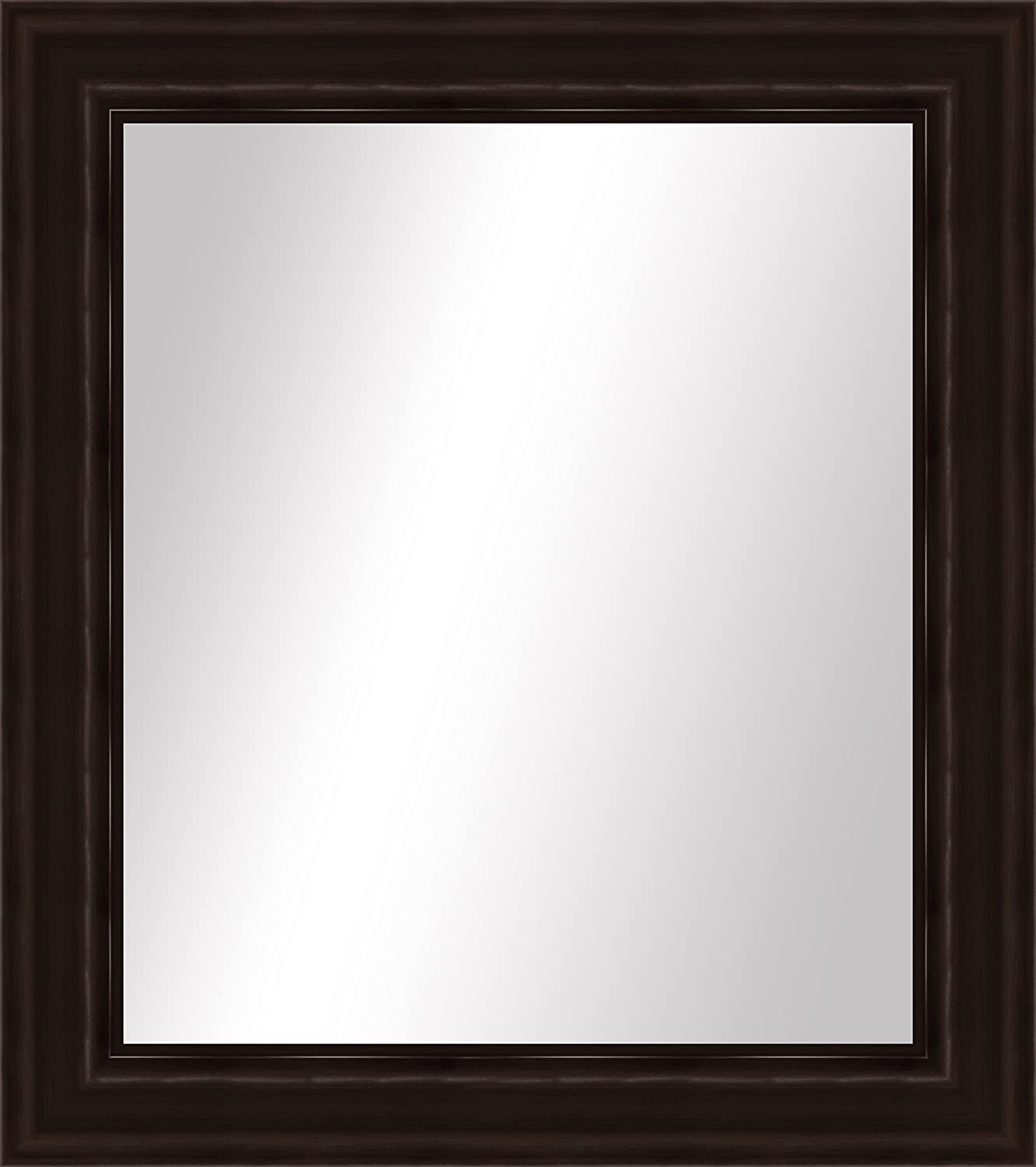 PTM Images 5-0610 Outlet ☆ Free Shipping specialty shop Carina Espresso Mirror Wall Art 35. 31.125 by