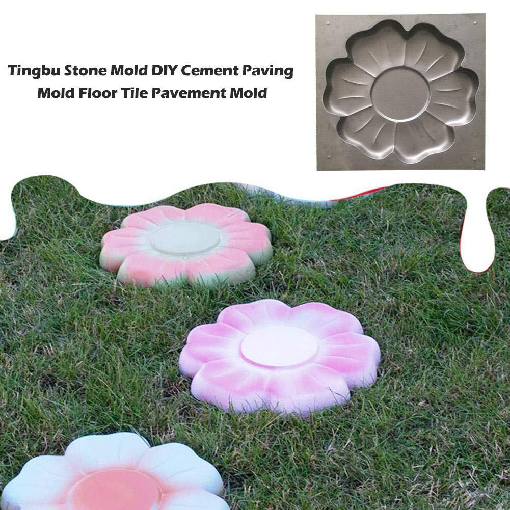 Funihut - Molde para Suelo de jardín, para césped, Parques, Playas, diámetro Interior 40,5 cm, Grosor 2,3 mm: Amazon.es: Hogar