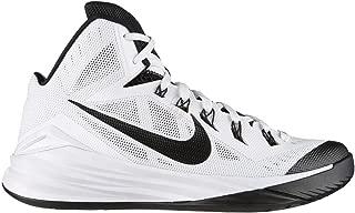 Nike Men's Hyperdunk 2014 Basketball Shoes White/Black - 100