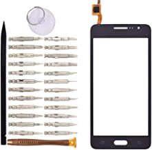 Goodyitou Touch Screen Glass Digitizer Replacement for Samsung Galaxy Grand Prime G531/SM-G531(Black)