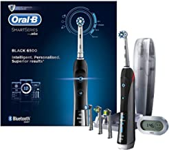Oral B Smart Series 6500 Electric Rechargeable Toothbrush Black