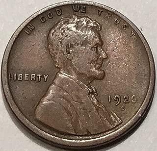 1920 d penny