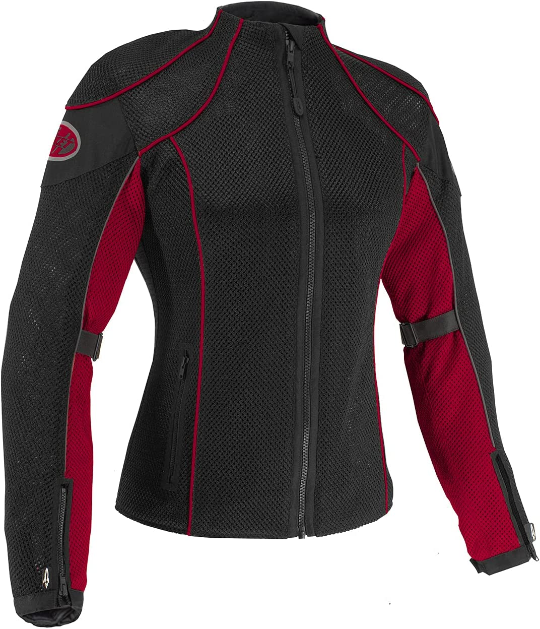 Joe Same day shipping Rocket Women's Special price for a limited time Majestic Black Red Jacket Medium