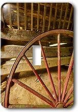 RoxTop 2PCS SET 260MM Pneu PU Roues Pneu de chariot de brouette solide anti-crevaison