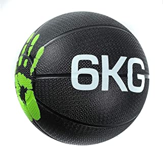 Max Strength Medicine Ball Medicine Ball Empty Snatch Wall Balls Heavy Duty Exercise Kettlebell Lifting Fitness MB Muscle ...