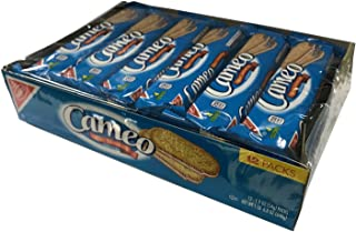 Cameo Creme Sandwich Cookies 12 Pack