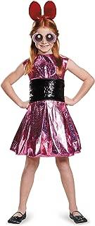 Blossom Deluxe Powerpuff Girls Cartoon Network Costume, Small/4-6X
