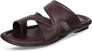 Aqualite Brown Slippers