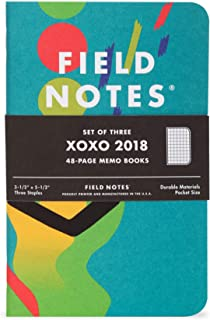field notes xoxo