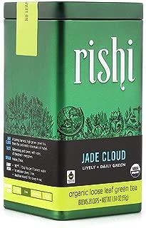 Rishi Tea Organic Jade Cloud Loose Leaf Tea, 1.94 Ounces Tin