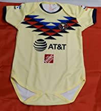 New! 2019 Infant Toddler Aguilas del America Generic Orange Jersey Size M (5-9 Months)