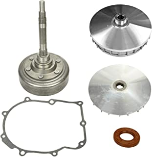 MAGQOO Wet Drive Clutch Drum Housing Sheave Collar Primary Clutch Sheave Assembly Compatible with 2002-2008 Yamaha Grizzly 2004-2007 Rhino 660 Replace 4x4 5UG-17620-00-00