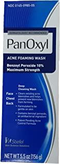 Best panoxyl acne foaming wash Reviews