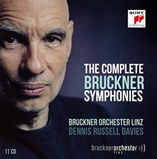 The Complete Bruckner Symphonies - Dennis Russell Davies