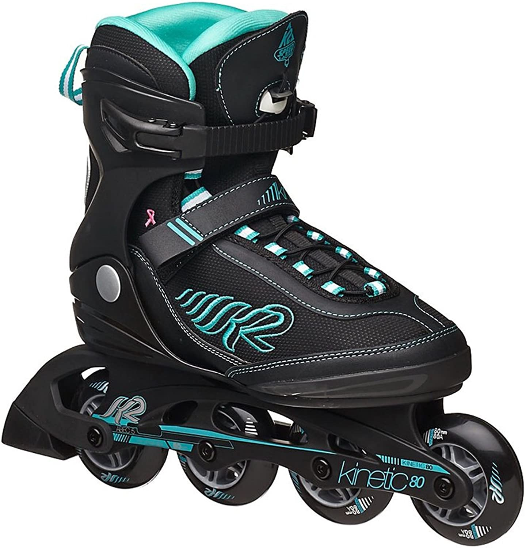 K2 Skate Damen Kinetic 80 Inline Skates, B013TLG4JM  Einfach