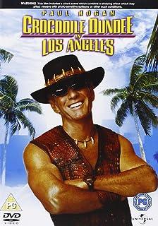 Crocodile Dundee 3 In Los Angeles [Reino Unido] [DVD]