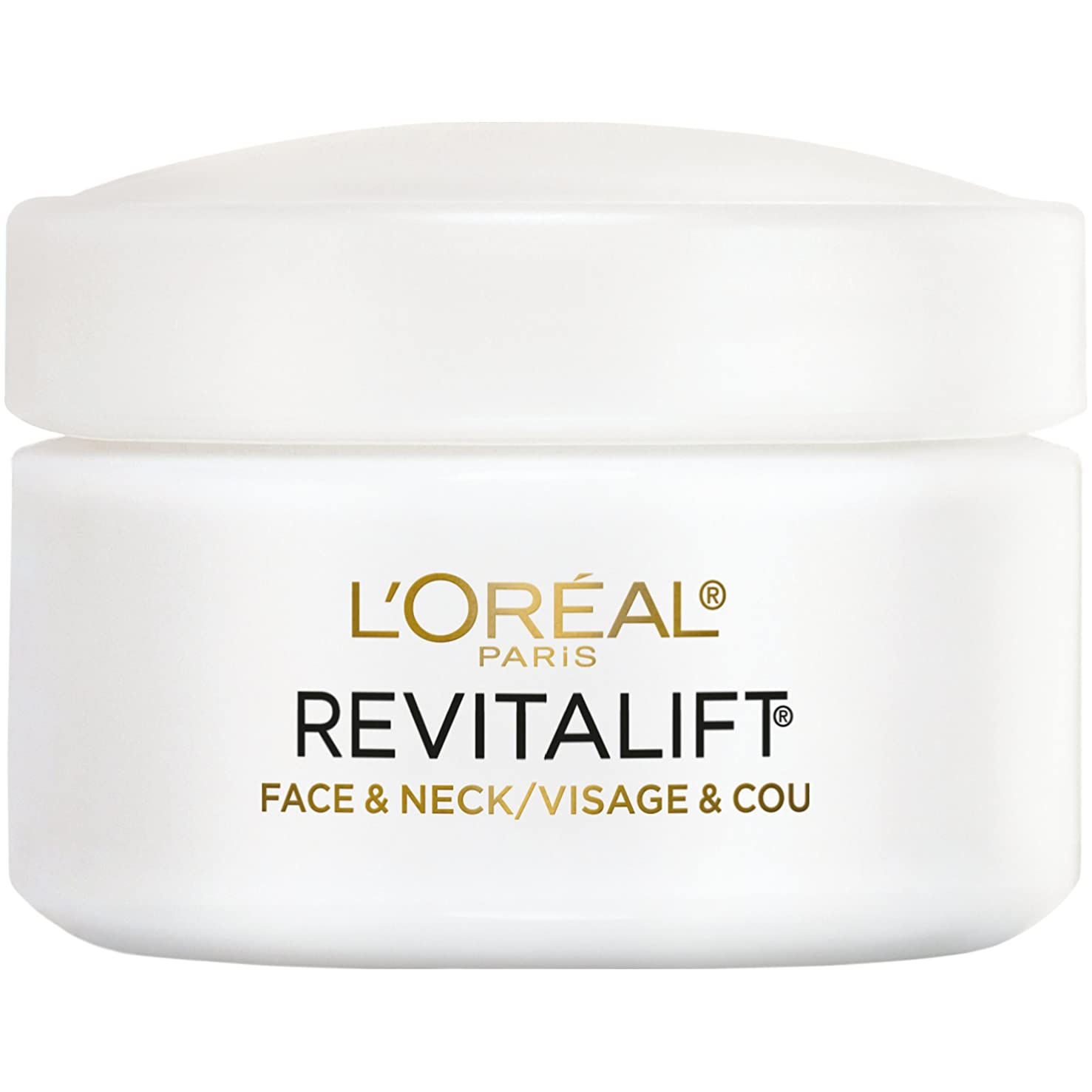 言及する蒸留出席するL'Oreal Paris Advanced RevitaLift Face and Neck Day Cream, 1.7 Ounce (並行輸入品)