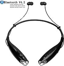 ROCKETKART Bluetooth Earphones, Headphones for Redmi Note 8, Mi A3, 7A, Y3, Poco F1, OnePlus 7T, 7 Pro, Vivo U20, U10, Redmi 7, M10s, M30s, F11 Pro, Realme U1, Y15, Oppo A7, M30, K20 Pro, Mi Note 7s