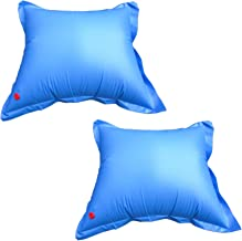 Robelle 3744-02 Deluxe 4-foot x 4-foot Ice Equalizer Air Pillow for Above Ground Winter Pool Covers, 2-Pack