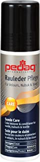 Pedag Suede Color Restorer, German Made, Applicable Indoors, Black, 2.6 Ounce