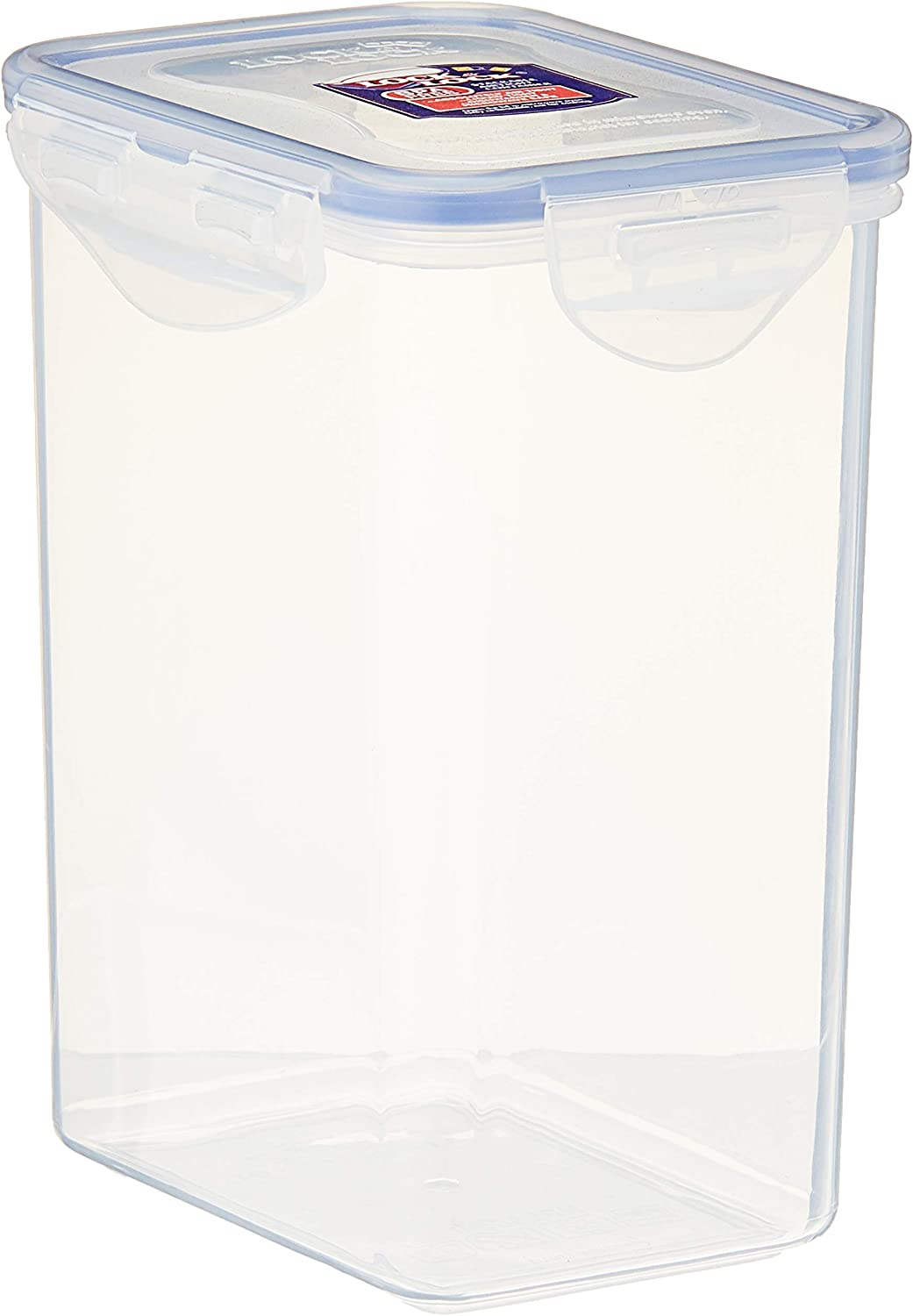 LOCK & LOCK, No BPA, Water Tight Lid, Food Container, , 5.1-cup, 41-oz