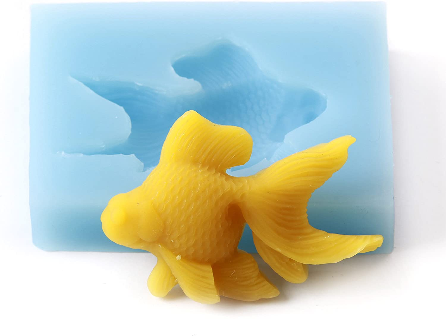sold out World Of Recommendation Moulds Fish Shape Fondant Silicone Mould x Icing 5