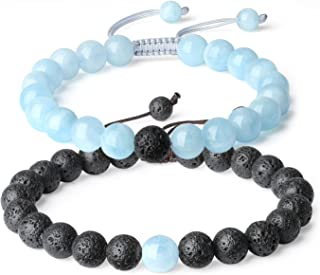 COAI Long Distance Couple Bracelets