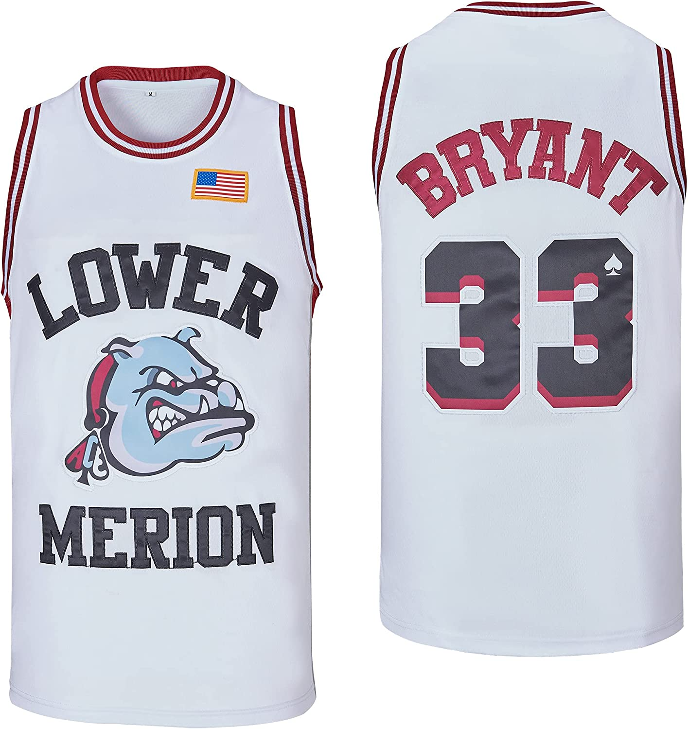 Men's Lower Merion lowest price Bryant 33 High National products School Championship Basketball