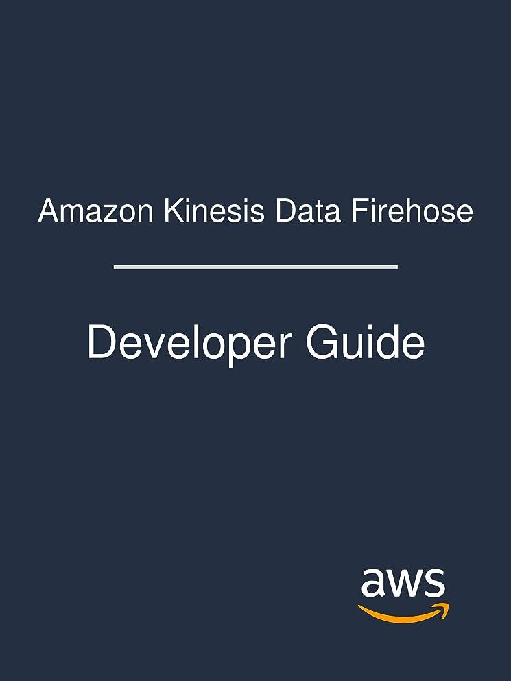 均等に密輸ヤングAmazon Kinesis Data Firehose: Developer Guide (English Edition)
