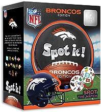MasterPieces NFL Spot It! Denver Broncos