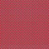 Baumwollstoff Mini Sterne Rot Webware Meterware Popeline