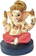 Bellaa 21756 Ganesha Hindu Statue Good Luck God 3 Inch