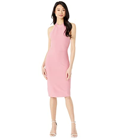 BCBGMAXAZRIA Bodycon Dress (Pink Rose) Women