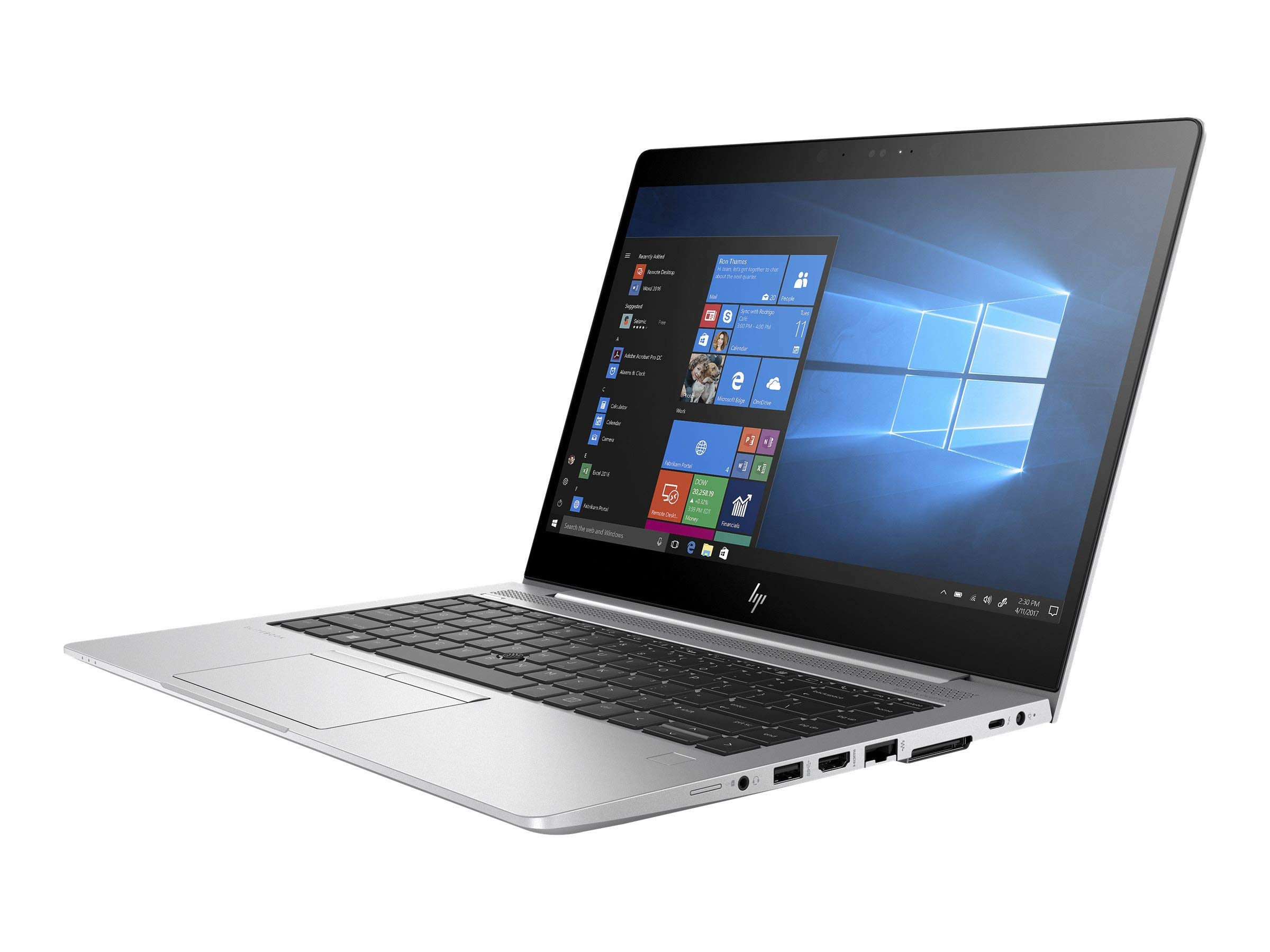 Amazon Com Hp 3rf07ut Aba Elitebook 840 G5 14 Notebook Windows Intel Core I5 1 6 Ghz 8 Gb Ram 256 Gb Ssd Silver 14 14 99 Inches Computers Accessories