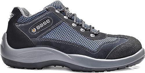 Base   AIR, Chaussures de sécurité pour homme Bleu Bleu  tout en haute qualité et prix bas