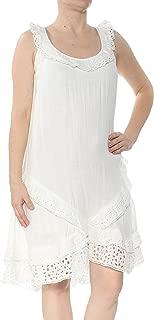 Best max studio white eyelet dress Reviews