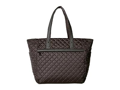 Sol and Selene No Filter (Charcoal) Tote Handbags
