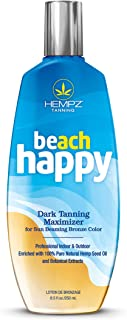 Hempz Beach Happy Dark Tanning Maximizer