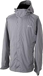 Men's Rain Jacket, 100% Waterproof, Breathable, Taped...
