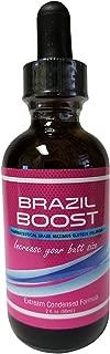 BRAZIL BOOST BUTT ENHANCEMENT - 80% More Effective Than Pills - Pharmaceutical Grade - 30 Day Supply - Official Distributor - Max Strength - Butt Enhancement