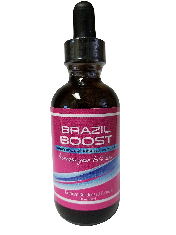 BRAZIL BOOST BUTT ENHANCEMENT Pharmaceutical