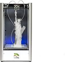 Leapfrog Creatr XL Fully Assembled 3D Printer, 600 x 270 x 230 Maximum Build Dimensions 0.05-mm Maximum Resolution; ABS, Laybrick, Nylon, PLA, and PVA Filament